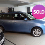 SKODA FABIA ELEGANCE 1.6 TDI ESTATE | £SOLD