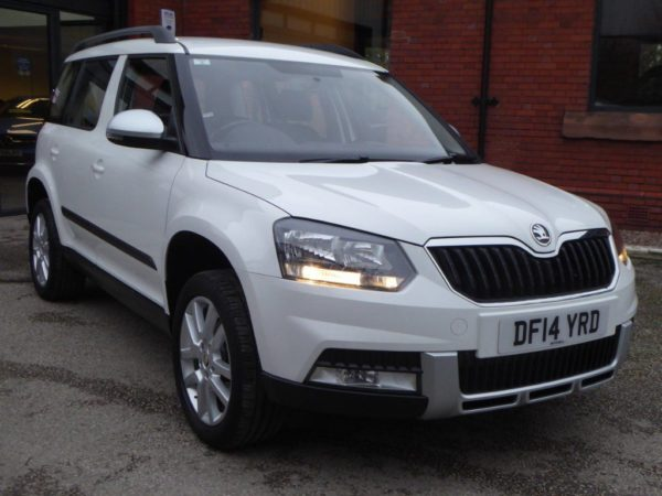 SKODA YETI  S TSI OUTDOOR CR DSG | £10,495